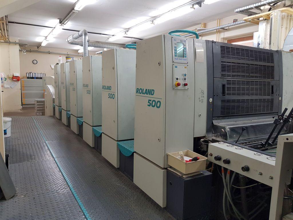 ROLAND 505   LV, Year : 2002, ref.63841 | www.coci-sa.com/en | 63841n.jpg