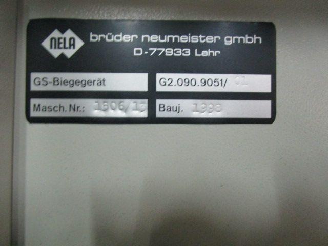 BENDER SM 52, Year : 1998, ref.63935   www.coci-sa.com/en   63935n.jpg