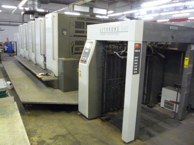 KOMORI GL 540 HC, Year : 2012, ref.63995 | www.coci-sa.com/en | 63995n_1.jpg