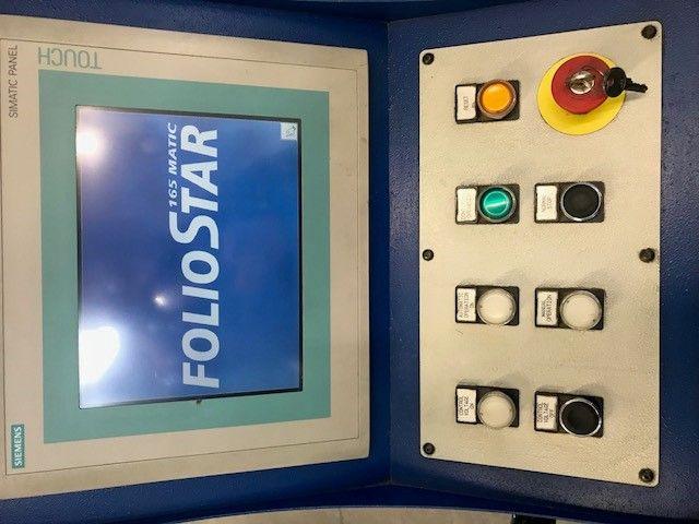 BOBST SPERIA FOILMASTER, Year : 2007, ref.64004   www.coci-sa.com/en   64004n_3.jpg