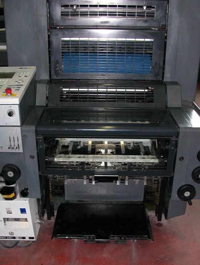 HEIDELBERG SM 52 2, Year : 1998, ref.64120 | www.coci-sa.com/en | 64120n_1.jpg