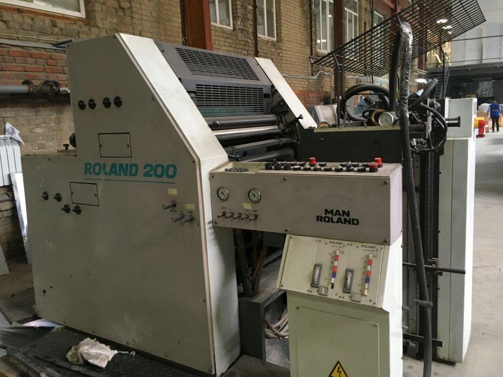 ROLAND 202 TOB, Year : 2000, ref.64202 | www.coci-sa.com/en | 64202n_1.jpg
