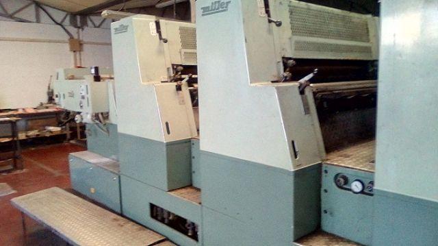 MILLER TP41S 4, Year : 1979, ref.64436 | www.coci-sa.com/en | 64436n.jpg
