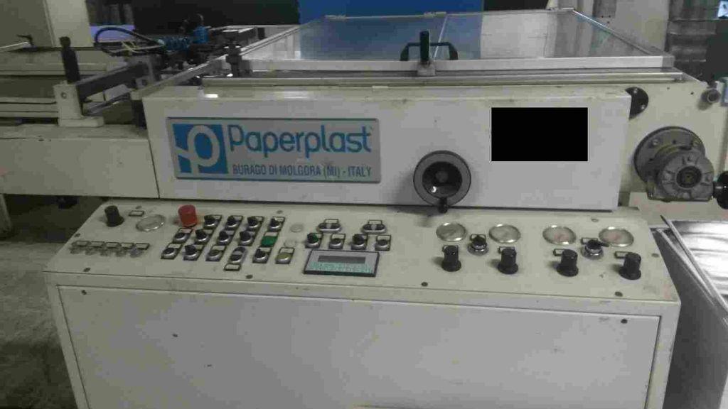 PAPERPLAST 76X102, Year : 2005, ref.64644 | www.coci-sa.com/en | 64644n_3.jpg