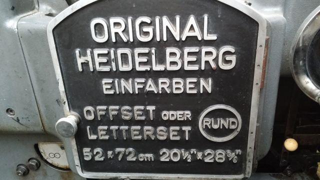 HEIDELBERG KORS, Year : 1968, ref.64827 | www.coci-sa.com/en | 64827n_3.jpg