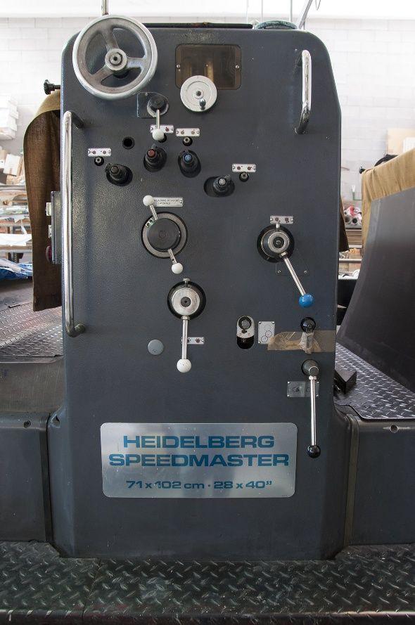 HEIDELBERG SPEED 102 Z, Year : 1981, ref.64961 | www.coci-sa.com/en | 64961n_4.jpg