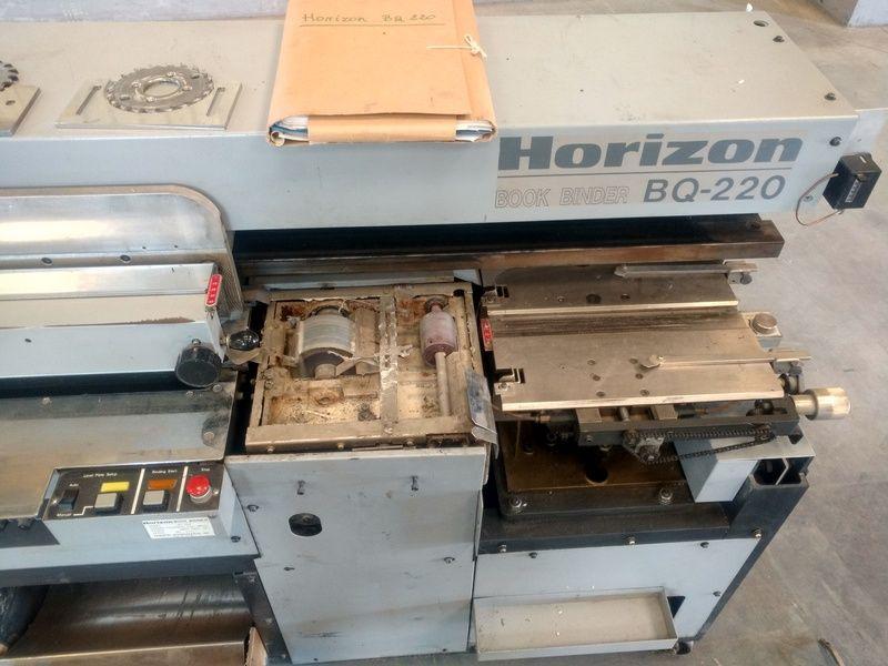 HORIZON BQ 220, Year : 1995, ref.65032 | www.coci-sa.com/en | 65032n_1.jpg