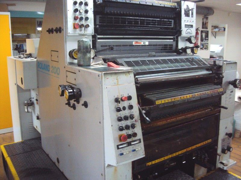ROLAND 202 TOB, Year : 1993, ref.65144 | www.coci-sa.com/en | 65144n_1.jpg