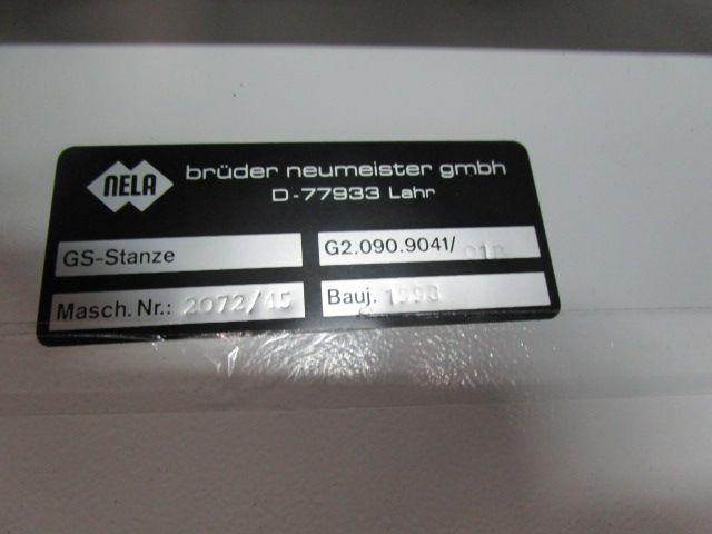 BENDER SM 52, Year : 1999, ref.65160 | www.coci-sa.com/en | 65160n.jpg