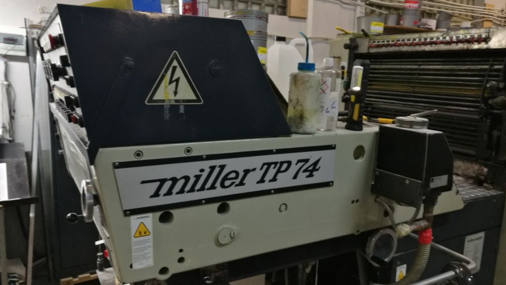 MILLER TP 74 4, Year : 1989, ref.65222 | www.coci-sa.com/en | 65222n.jpg