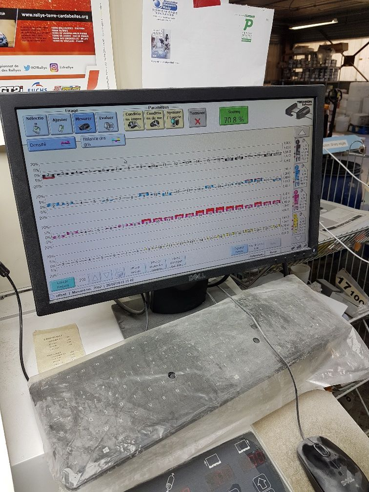 FUJI-SHINOHARA 74 IV  P, Year : 2004, ref.65332 | www.coci-sa.com/en | 65332n_8.jpg