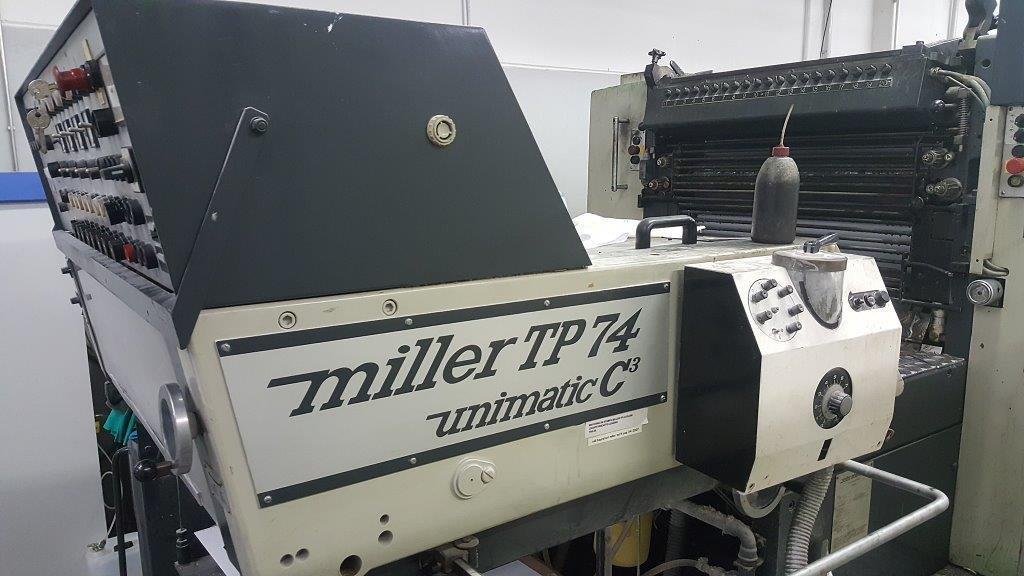 MILLER TP 74 4, Year : 1989, ref.65380 | www.coci-sa.com/en | 65380n_14.jpg