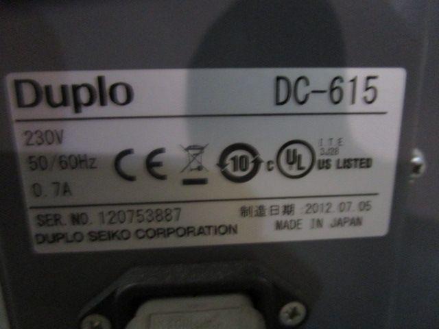 DUPLO DC 615, Rocznik : 2012, ref.65500 | www.coci-sa.com/pl | 65500n_4.jpg