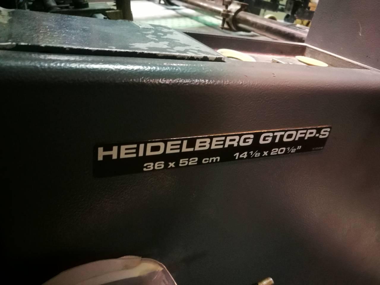 HEIDELBERG GTOFPS 52, Year : 1994, ref.65839 | www.coci-sa.com/en | 65839n_11.jpg