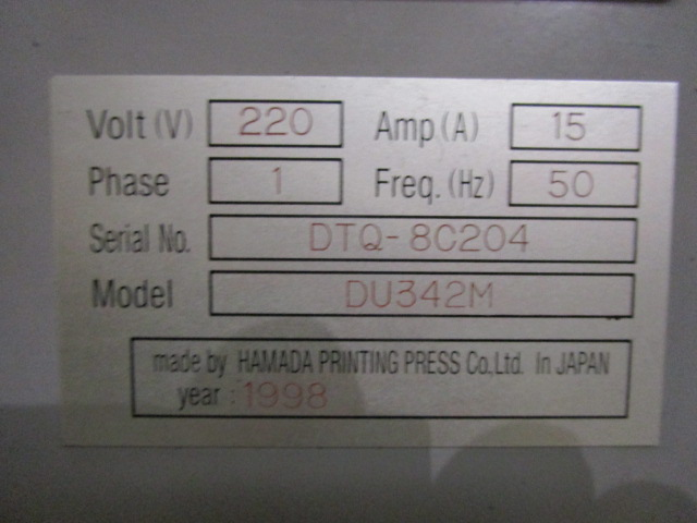 HAMADA DU 34 II, Year : 1998, ref.65889 | www.coci-sa.com/en | 65889n_13.jpg