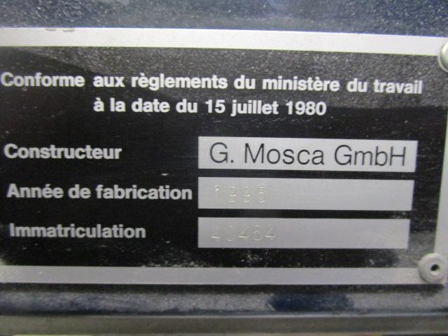 STRAPPING-MACHINE MOSCA, Rocznik : 1995, ref.65900 | www.coci-sa.com/pl | 65900n.jpg