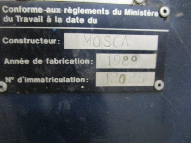 STRAPPING-MACHINE MOSCA, Year : 1989, ref.65906   www.coci-sa.com/en   65906n_3.jpg