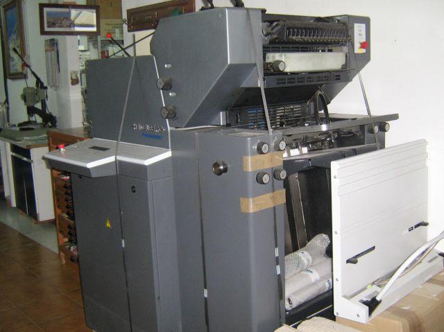 HEIDELBERG PM 46 2, Year : 2001, ref.65964 | www.coci-sa.com/en | 65964n.jpg