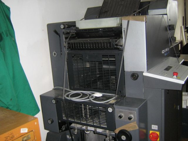 HEIDELBERG PM 46 2, Year : 2001, ref.65964 | www.coci-sa.com/en | 65964n_1.jpg