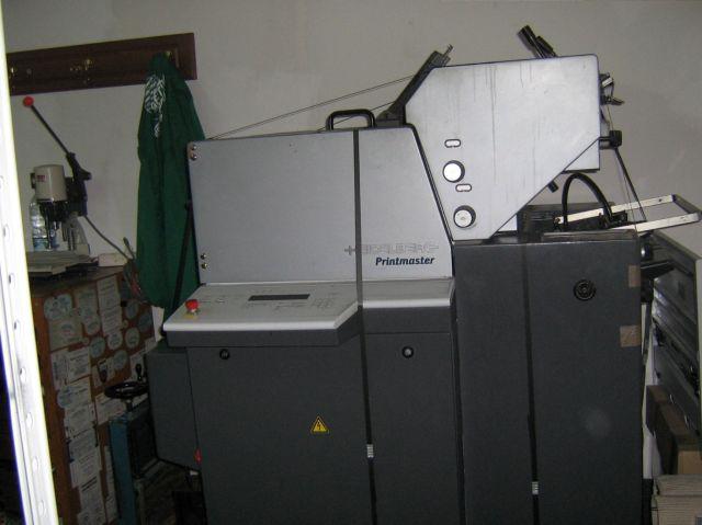 HEIDELBERG PM 46 2, Year : 2001, ref.65964 | www.coci-sa.com/en | 65964n_2.jpg