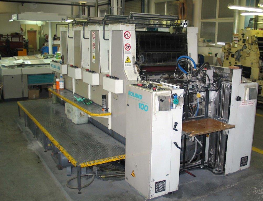 ROLAND 104 T01, Year : 1991, ref.65986 | www.coci-sa.com/en | 65986n.jpg