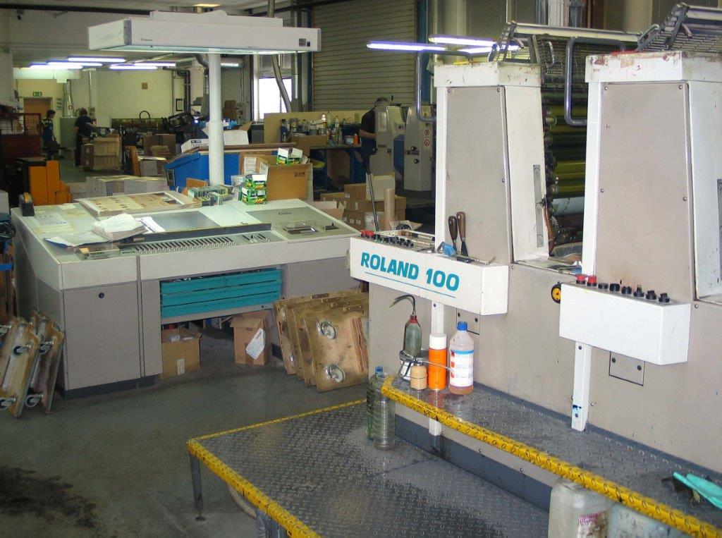 ROLAND 104 T01, Year : 1991, ref.65986 | www.coci-sa.com/en | 65986n_1.jpg