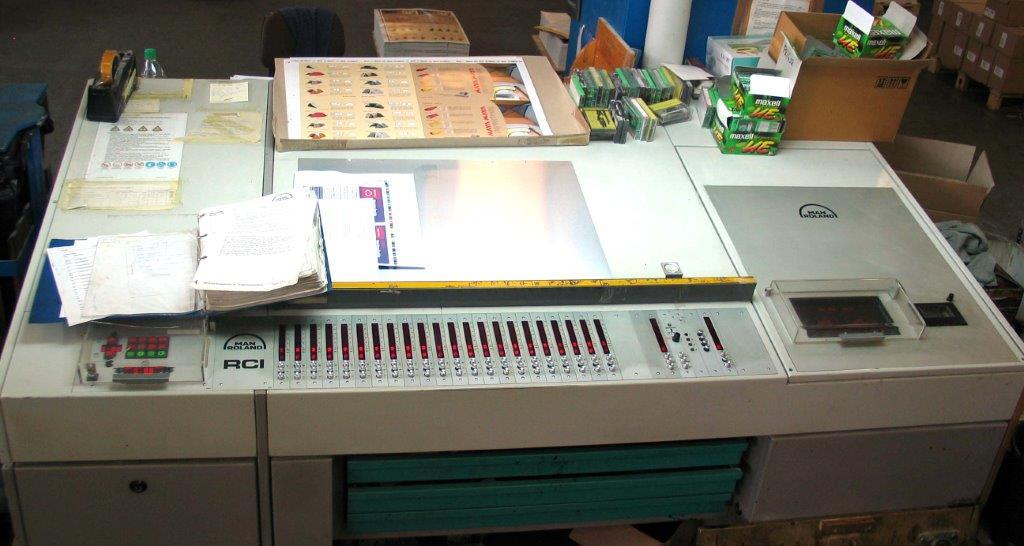 ROLAND 104 T01, Year : 1991, ref.65986 | www.coci-sa.com/en | 65986n_2.jpg