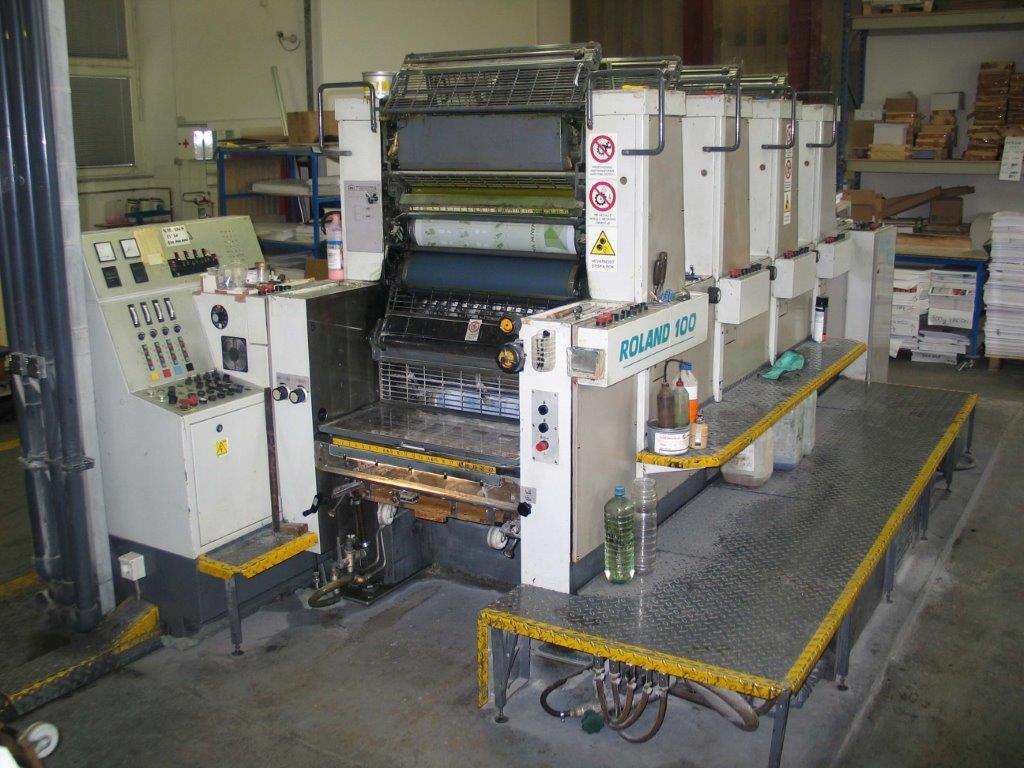ROLAND 104 T01, Year : 1991, ref.65986 | www.coci-sa.com/en | 65986n_3.jpg