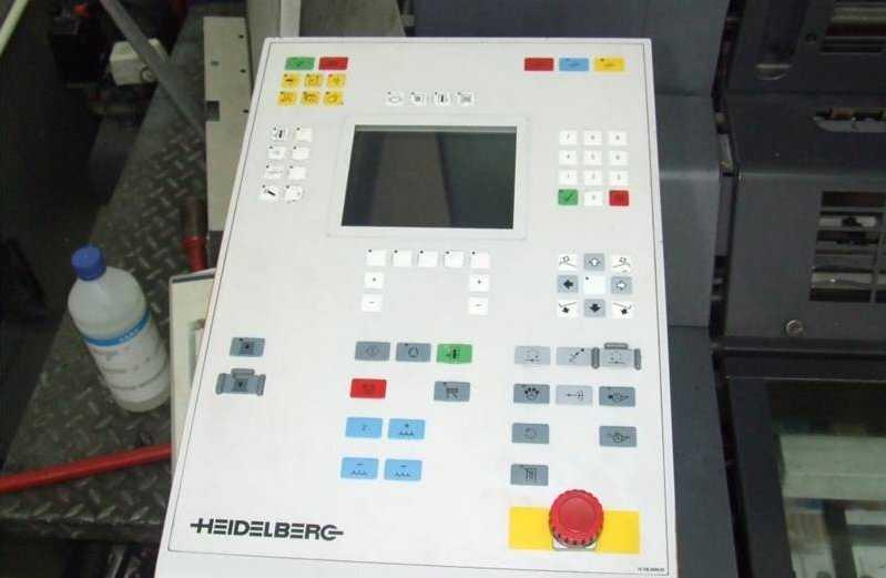 HEIDELBERG SM 52 2 P, Year : 1998, ref.66049   www.coci-sa.com/en   66049n_2.jpg