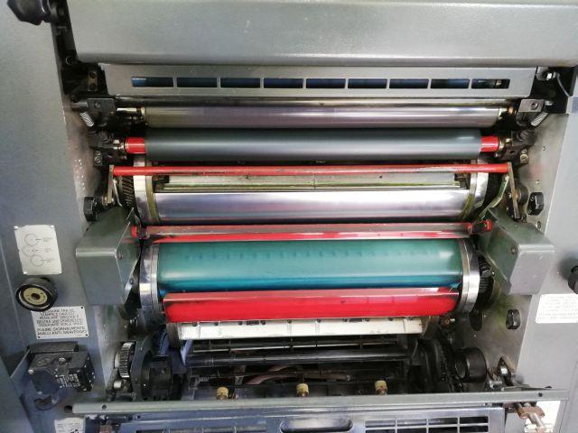 HEIDELBERG GTOVP 52 , Year : 1988, ref.66065   www.coci-sa.com/en   66065n_4.jpg
