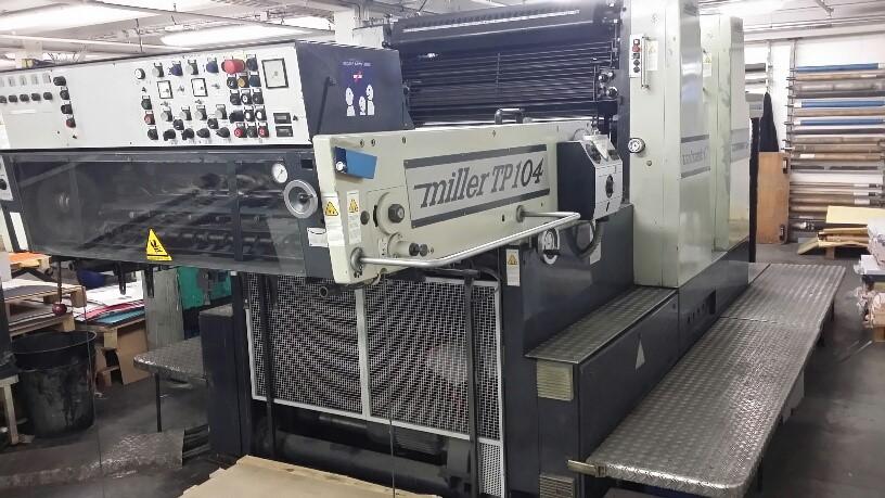 MILLER TP 104 2, Year : 1990, ref.66478 | www.coci-sa.com/en | 66478n.jpg