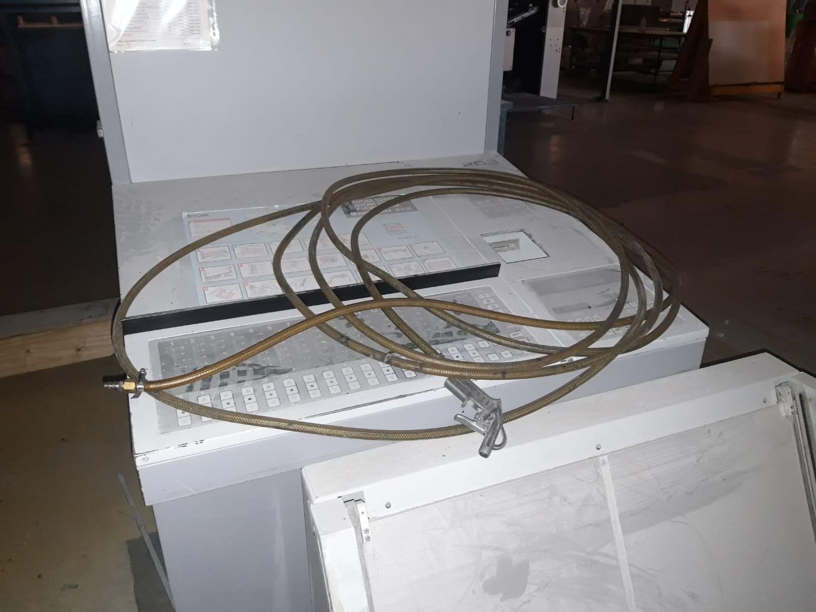 RYOBI 524 HX, Year : 1998, ref.66533 | www.coci-sa.com/en | 66533n_1.jpg