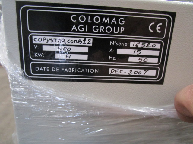 COLOMAG SCALA, Year : 2007, ref.66663   www.coci-sa.com/en   66663n_2.jpg
