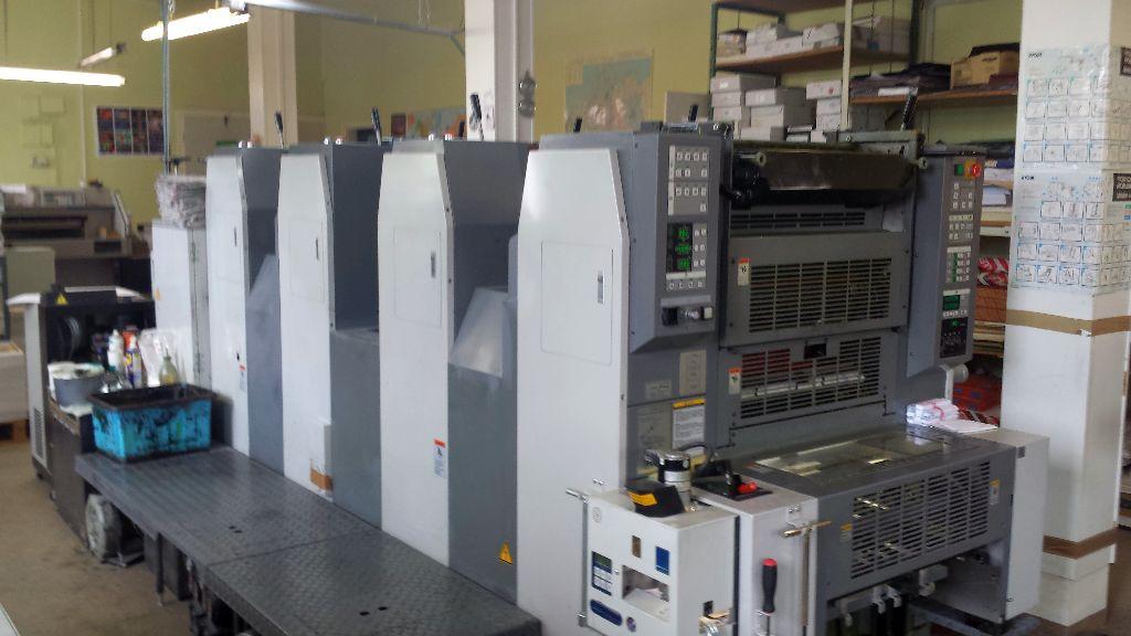 RYOBI 524 GE, Year : 2008, ref.66770 | www.coci-sa.com/en | 66770n.jpg