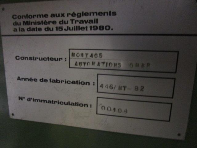 DRILLER-M-C--4-HEADS MONTAGE, Year : 1982, ref.66818 | www.coci-sa.com/en | 66818n_1.jpg