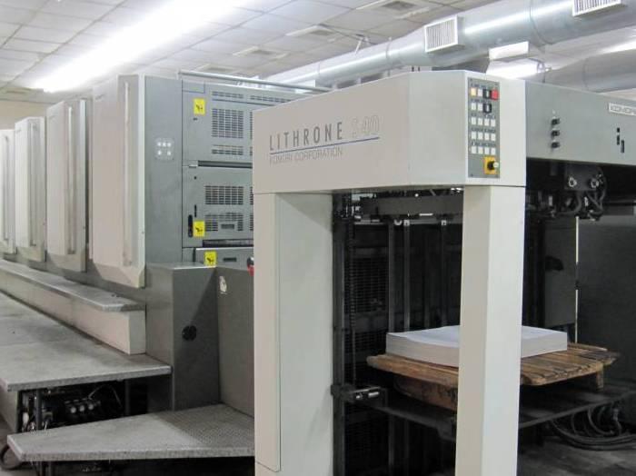 KOMORI LS440, Year : 2006, ref.66828 | www.coci-sa.com/en | 66828n.jpg