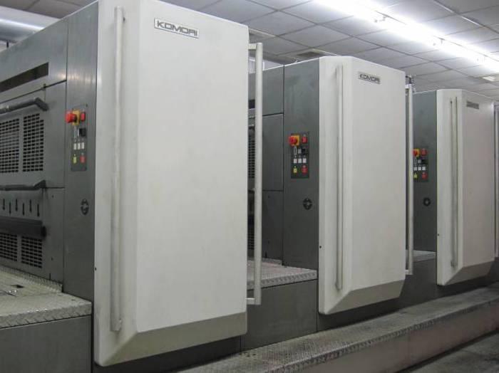 KOMORI LS440, Year : 2006, ref.66828 | www.coci-sa.com/en | 66828n_2.jpg