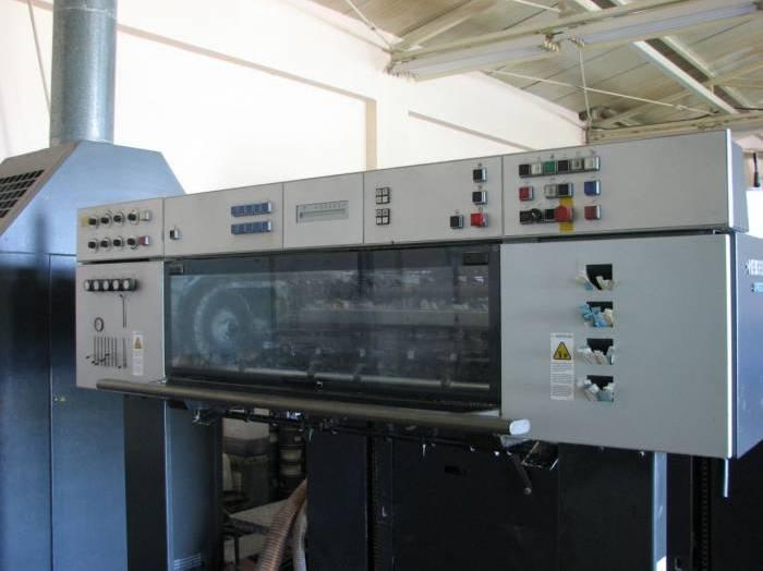 HEIDELBERG SM 102 5 P, Year : 1995, ref.66893 | www.coci-sa.com/en | 66893n_4.jpg