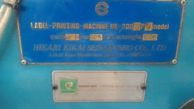 HITAKARI HK 2500, Year : 1995, ref.67129 | www.coci-sa.com/en | 67129n_2.jpg