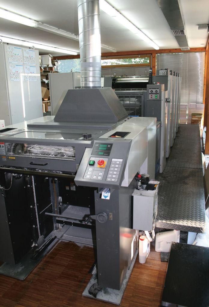 RYOBI 525 GX  LX, Year : 2009, ref.67315 | www.coci-sa.com/en | 67315n.jpg