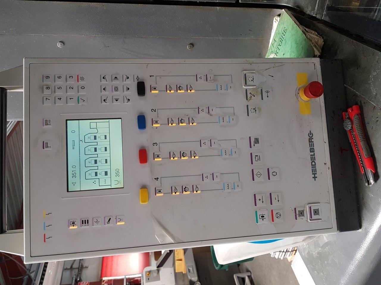 HEIDELBERG PM 74 4 P, Year : 2007, ref.67535 | www.coci-sa.com/en | 67535n_10.jpg