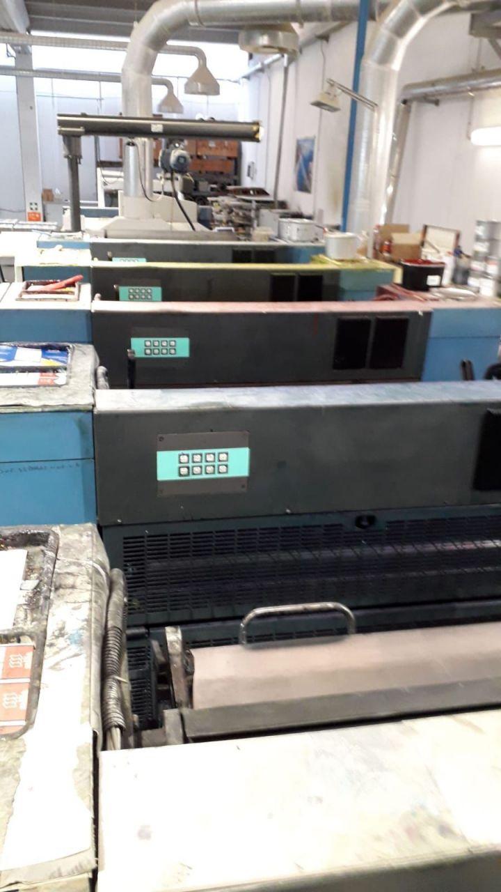 KOENIG-BAUER RAPIDA 105 5   LX, Year : 2001, ref.67622   www.coci-sa.com/en   67622n_2.jpg