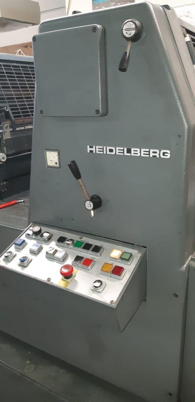 HEIDELBERG GTOFP 52  , Year : 1986, ref.67623 | www.coci-sa.com/en | 67623n_7.jpg