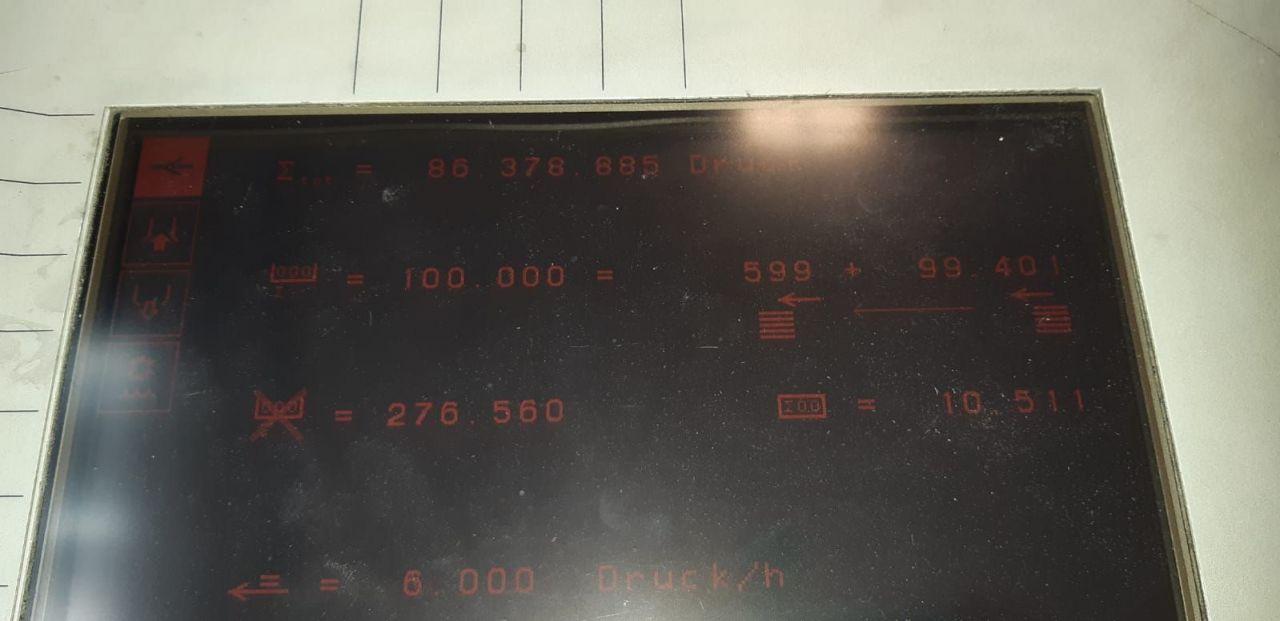 HEIDELBERG GTOFP 52  , Year : 1986, ref.67623 | www.coci-sa.com/en | 67623n_8.jpg