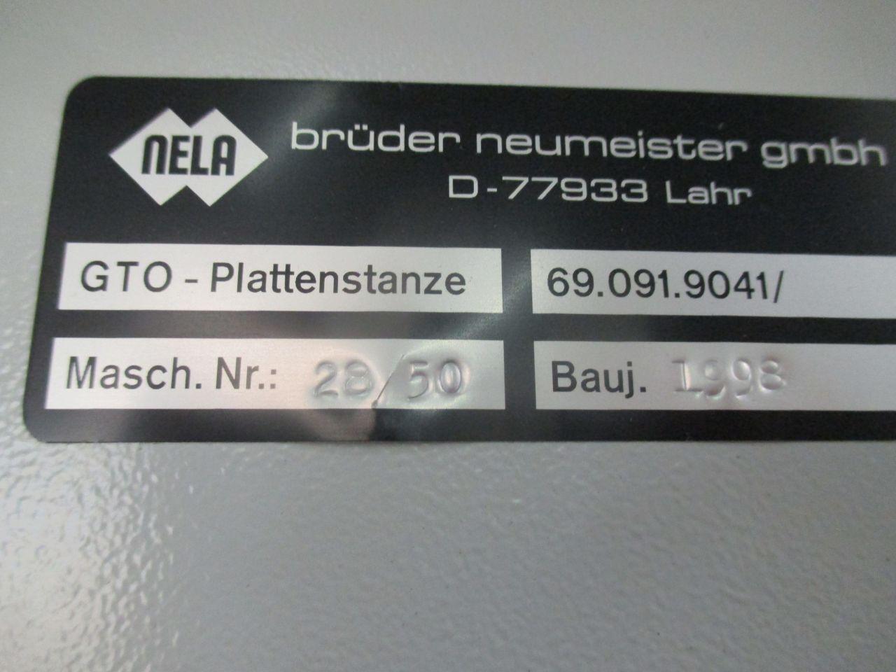 PUNCH HEIDELBERG SM52, Year : 1998, ref.67715 | www.coci-sa.com/en | 67715n_1.jpg