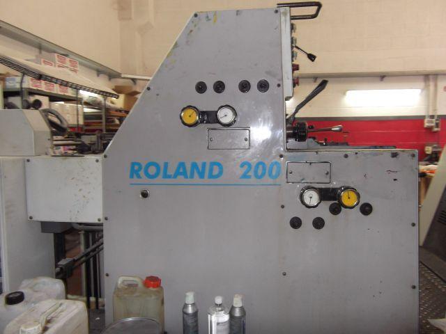ROLAND 204 TOB, Year : 1993, ref.67721 | www.coci-sa.com/en | 67721n_1.jpg