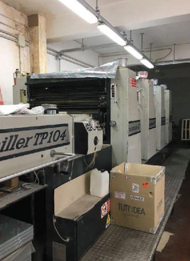 MILLER TP 104 4, Year : 1987, ref.67742 | www.coci-sa.com/en | 67742n.jpg