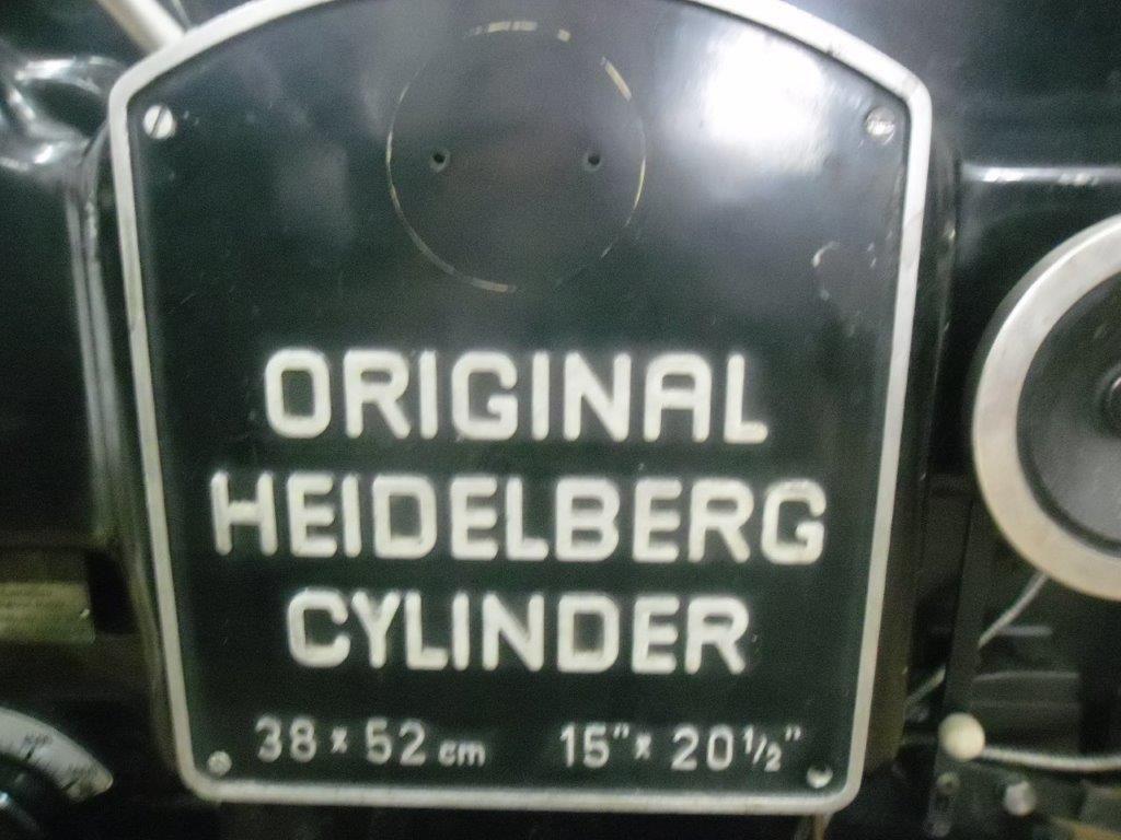 HEIDELBERG KS, Year : 1960, ref.67770 | www.coci-sa.com/en | 67770n_4.jpg