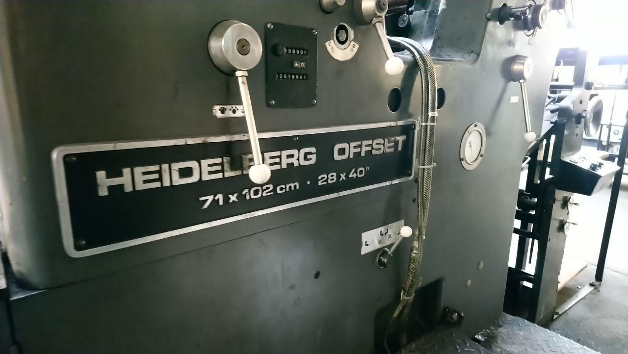 HEIDELBERG SORSZ, Year : 1977, ref.67815 | www.coci-sa.com/en | 67815n_11.jpg