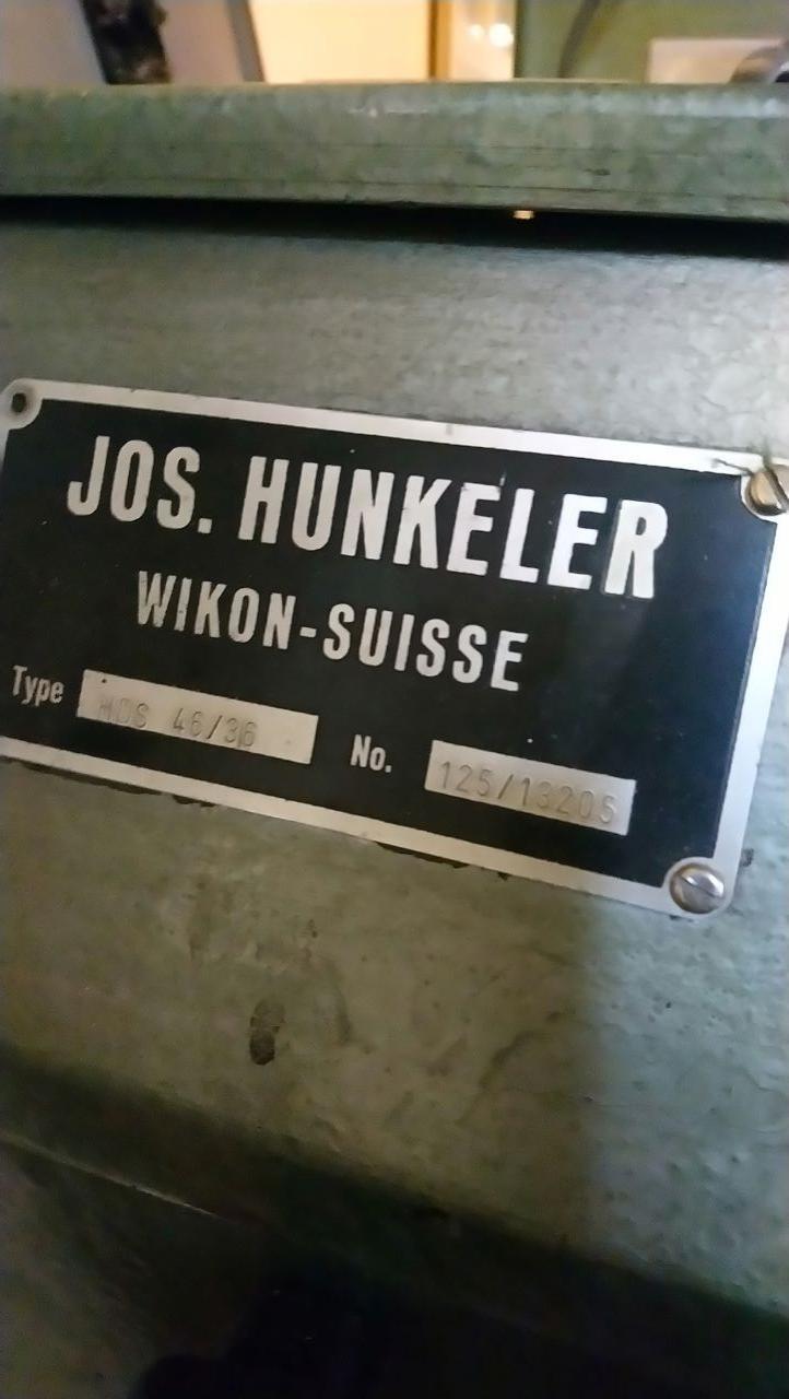 HUNKELER HDS, Year : 1995, ref.67824 | www.coci-sa.com/en | 67824n_1.jpg